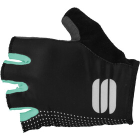 Sportful Diva Gloves Dam black/miami green